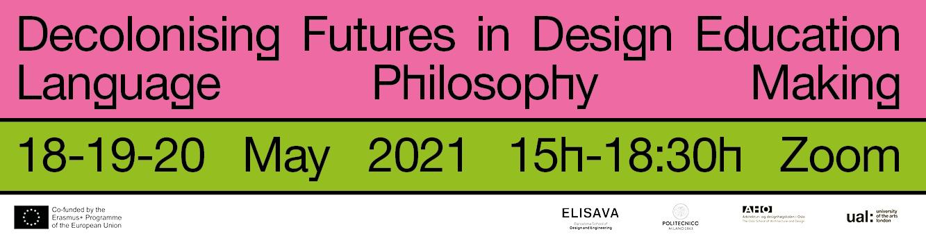 Decolonising Futures in Design Education